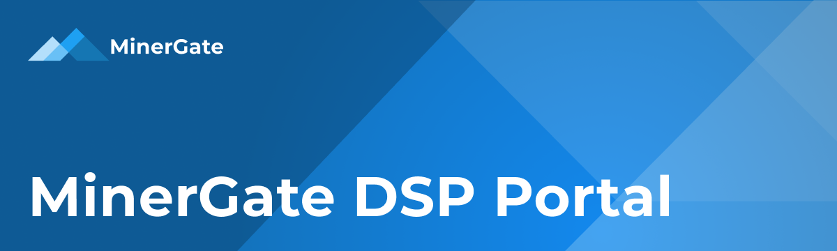 MinerGate DSP Portal. Essential elements of decreasing the cost of developing DApp — Official MinerGate Blog
