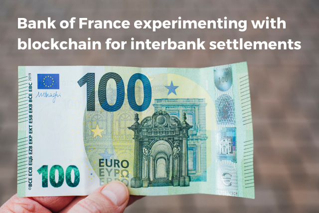 Digital Euro on the horizon? Central Bank of France to experiment with crypto for interbank settlements
