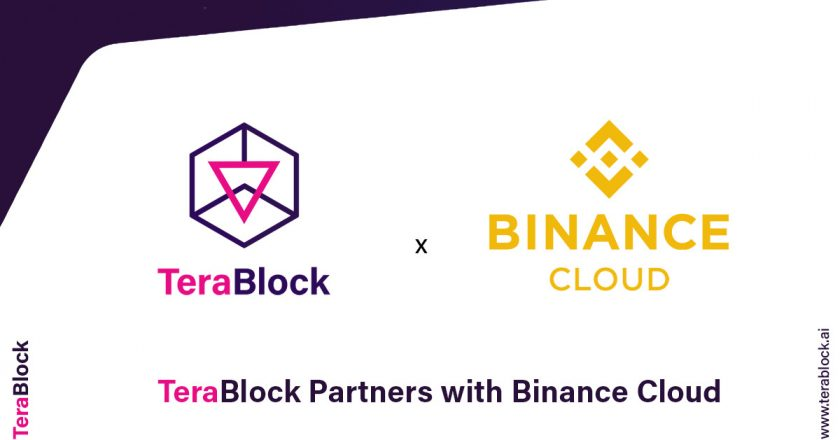 TeraBlock partners with Binance Cloud to bring industry-leading technology, liquidity, and security solutions to users