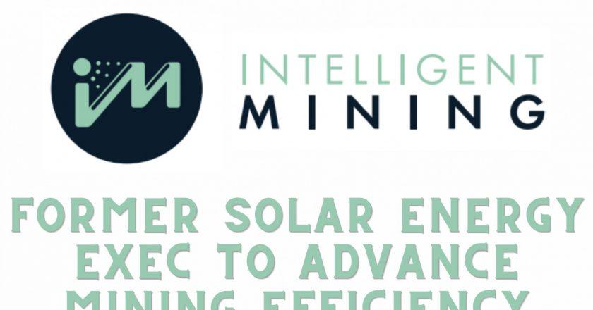 iM Intelligent Mining Taps Roy Phillips as Advisor to Advance Green Mining Efficiency