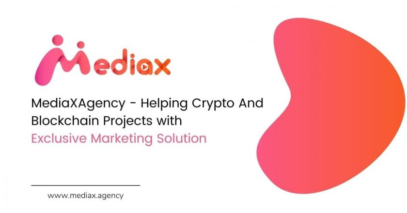 MediaXAgency: Helping Crypto And Blockchain Projects with Exclusive Marketing Solution