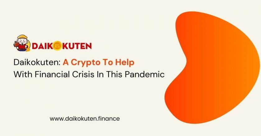 Daikokuten: A Crypto To Help With Financial Crisis In This Pandemic