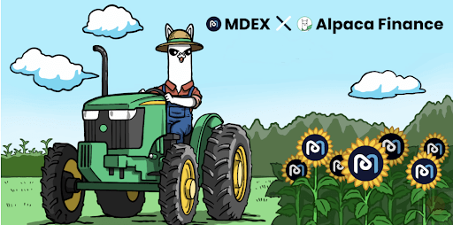 Combination of MDEX and Alpaca Finance – BTCHeights