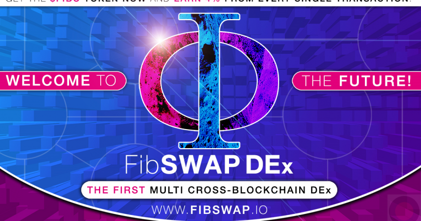 FibSwap Prices Surge as Company Announces Adding Extra Tokens Daily and New Blockchains Monthly