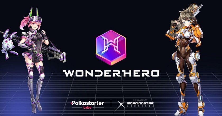 Polkastarter Unveils Startup Incubator, Names WonderHero as Maiden Project
